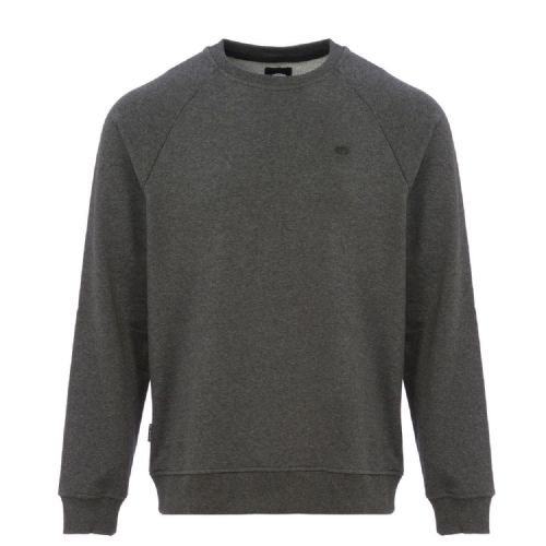 ANIMAL MENS JUMPER.NEW PAYNE DARK GREY CREW WARM SWEATSHIRT SHIRT TOP 7W 57 U20